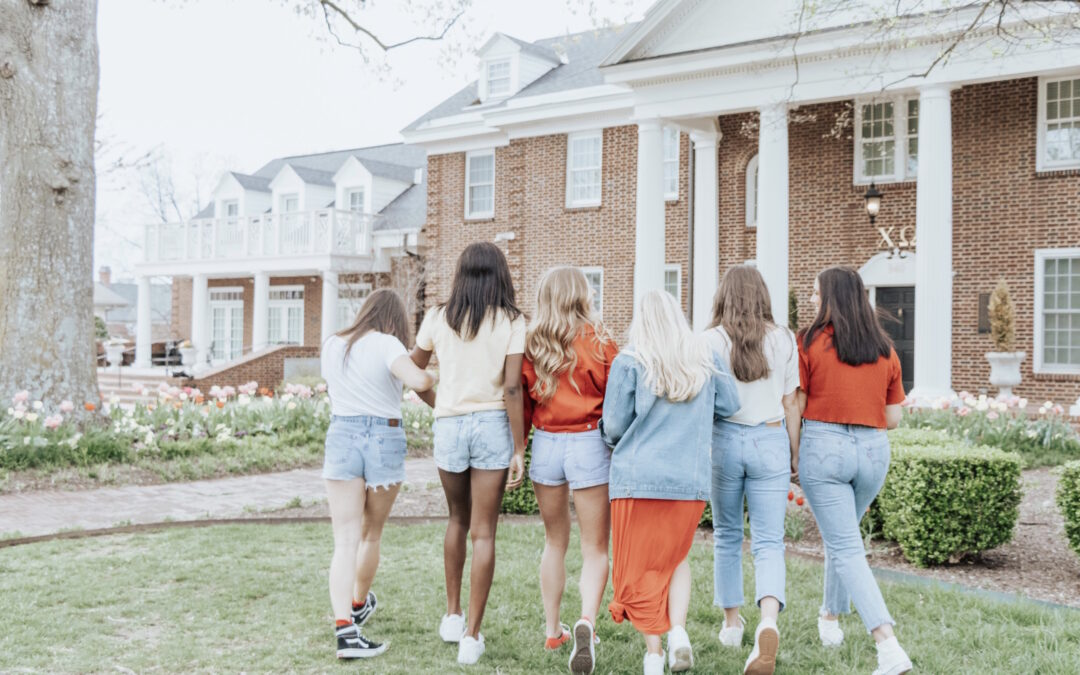 Chi Omega's 125th Founders Day: If the Walls of 940 West Maple Street Could Talk, What Would They Share with Us Today?